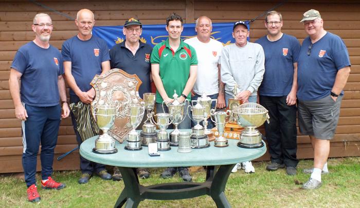 Club Success at County Championships