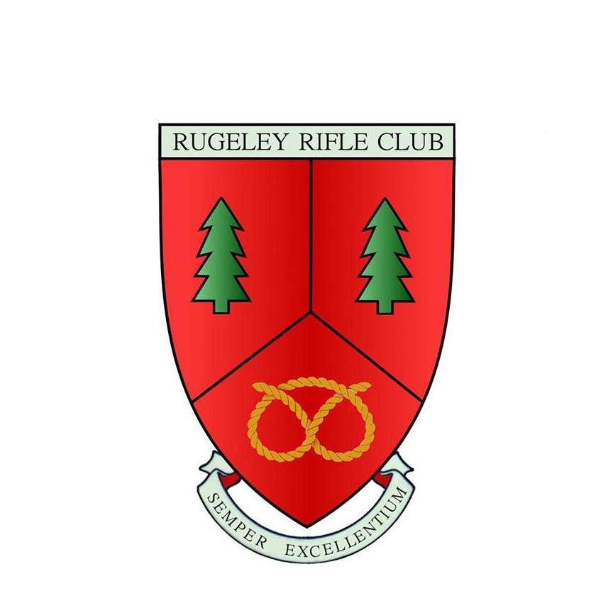 Rugeley Rifle Club Crest
