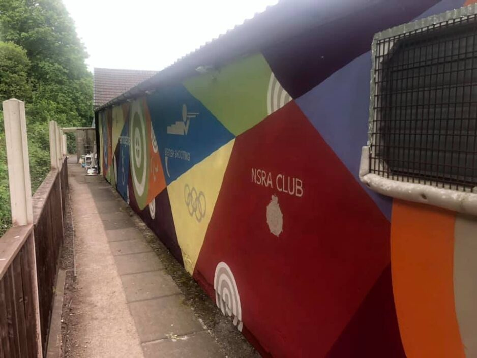 New club mural unveiled